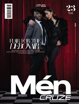 APRIL 2021 Issue (Vol: 23) | MEN CRUZE Magazine