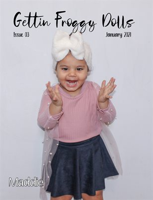 Gettin Froggy Dolls Winter Issue