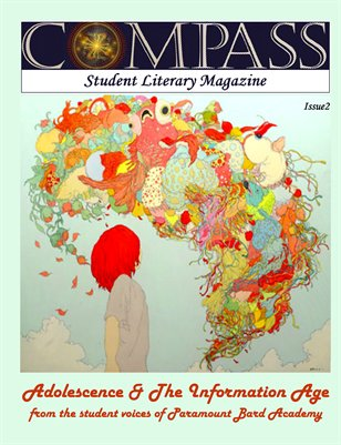 The Compass Student Literary Magazine: Issue 2