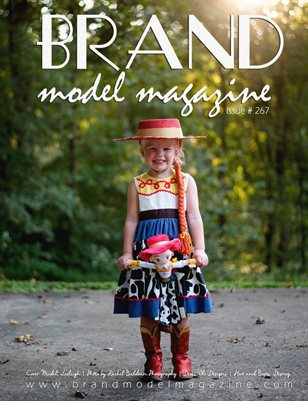 Brand Model Magazine  Issue # 267