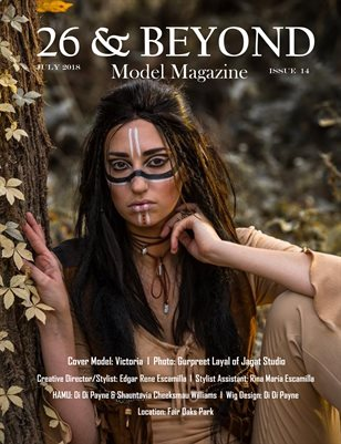 26 & BEYOND Model Magazine Issue #14
