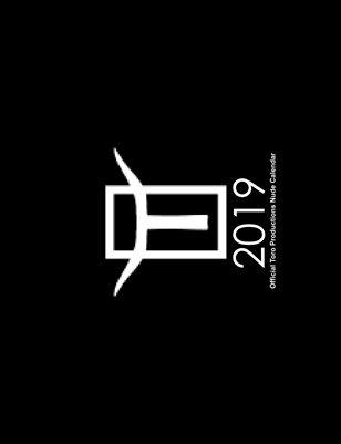 Toro Productions 2019 Nude Calendar