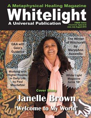 White Light Magazine - Jun Jul Aug 2015