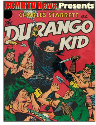 The Durango Kid - Wolves Of The Wilderness