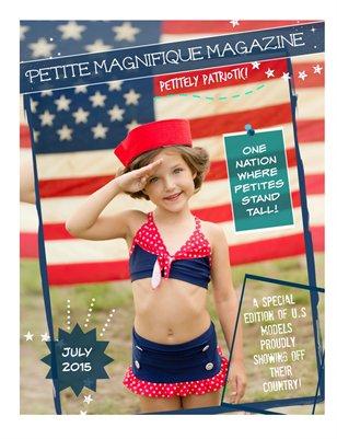 Petite Magnifique July 2015