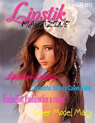 Lipstik Teen Magazine Feb 2013