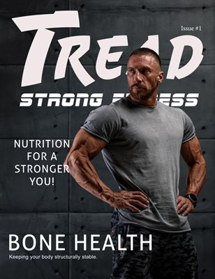 Tread Strong Fitness Issue #1