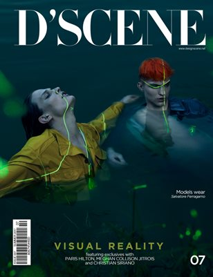 D'SCENE ASIA - VISUAL REALITY ISSUE - 007