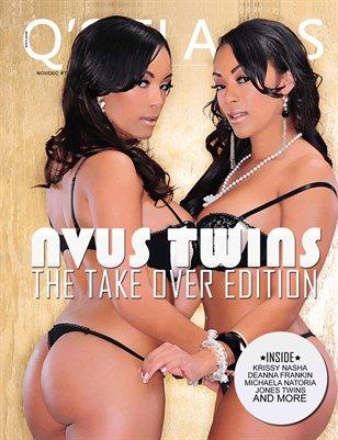 Q's Flavas Magazine