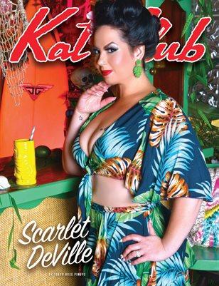 Kat Club No.16 – Scarlet DeVille Cover