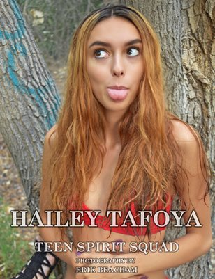 Hailey Tafoya | Teen Spirit Squad