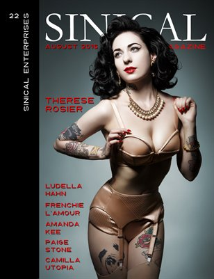 Sinical August 2016 - Therese Rosier