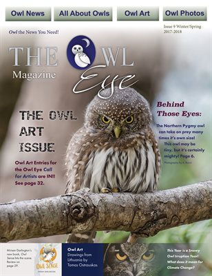 Owl Eye Magazine Issue 9 Winter/Spring 2017-2018