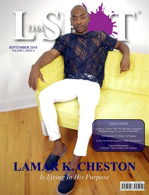 September 2018 | Tha L. Spot Magazine