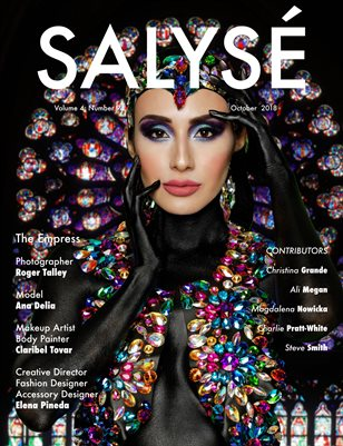 SALYSÉ Magazine | Vol 4 : No 94 | October 2018