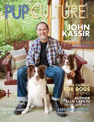 Pup Culture — May/June 2013 — Home & Garden
