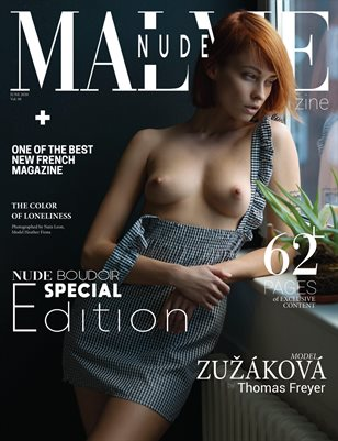 MALVIE Mag | Nude & Boudoir Special Edition | Vol. 08 JUNE 2020