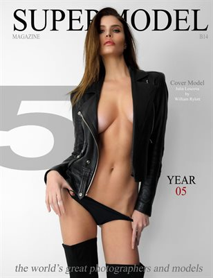 Supermodel Magazine Issue B014