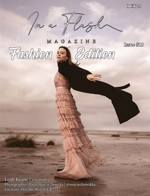In a Flash Magazine - Issue 13 (Fashion Edition)