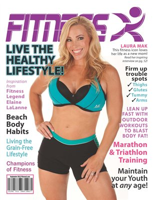FitnessX Magazine for September 2012