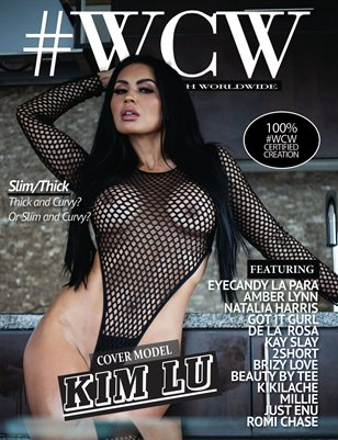WCW Magazine Slim/Thick Edition Vol 1 Kim Lu