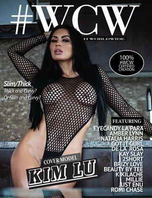 WCW Magazine Slim/Thick Edition Vol 1 Kim Lu