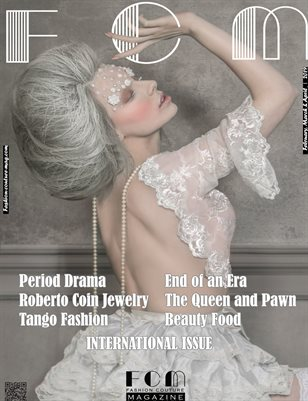 "Fashion Couture Magazine ""International Issue"" Vol.5 No 1"