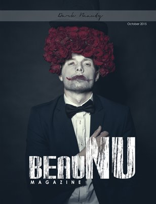 beauNU Magazine Dark Beauty October 2015
