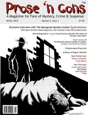 Prose 'n Cons™ Mystery Magazine