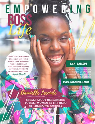 Empowering Boss Life | 2020 | Issue 18