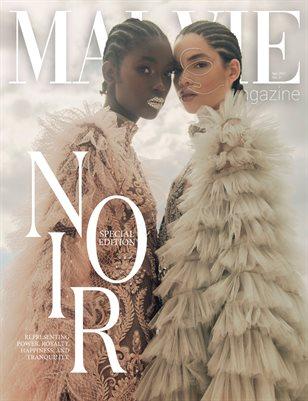 MALVIE Magazine NOIR Spécial Édition Vol. 37 April 2021