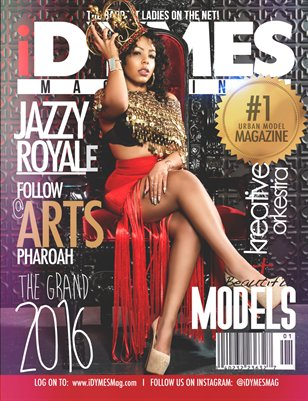 iDYMES Magazine January Issue 2016 (Jazzy Royale)