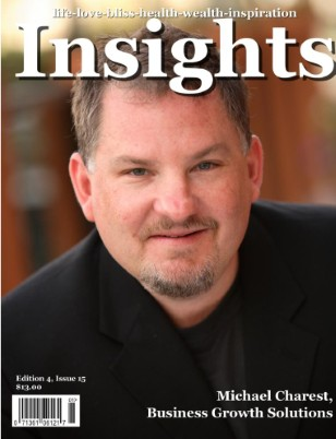 Insights featuring Michael Charest