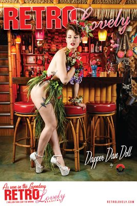 Dapper Dan Doll Cover Poster