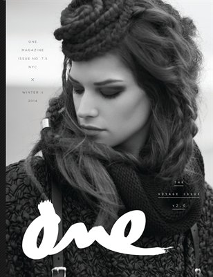 ONE Magazine Issue 7.5