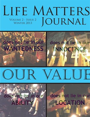 Life Matters Journal - Volume 2, Issue 2