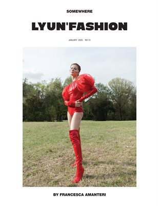 LYUN ISSUE No.13 (VOL No.3) C3