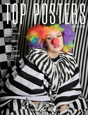 TOP POSTERS MAGAZINE - MAY, FINEART (Vol 326)