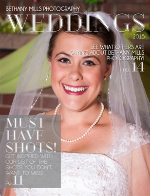 Wedding with Bethany Mills Photography 2015