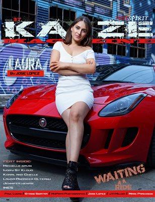 Kayze Magazine Issue 37 - LAURA - open theme