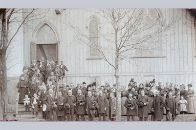1901 Methodist Church, Hopkinsville, Kentucky