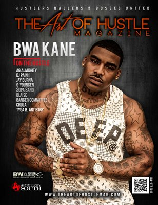 The Art Of Hustle Magazine