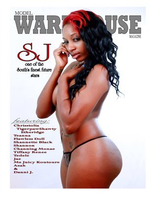 Model Warehouse Magazine SJ Issue 3
