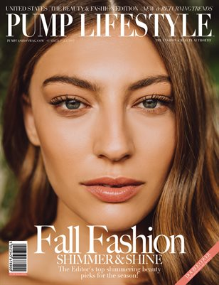 PUMP Lifestyle - The Beauty & Fashion Edition | November 2018 | V.XIII