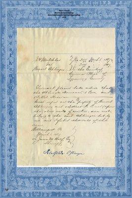 1887 MUTCHLER VS OHLINGER LYCOMING