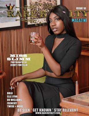 Rare Royalty Magazine Issue 10: Fontillo Edition