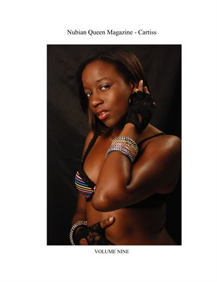 Nubian Queen Magazine Issue Nine