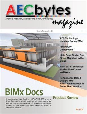 AECbytes Magazine Q1 2014