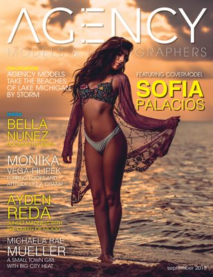 AGENCY Models & Photographers - Issue #1