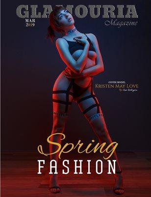 Glamouria Magazine Issue 15